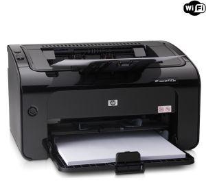 HP LaserJet Pro P1102w front Tips Seputar Permasalahan Pada Printer Dan Cara Mengatasinya
