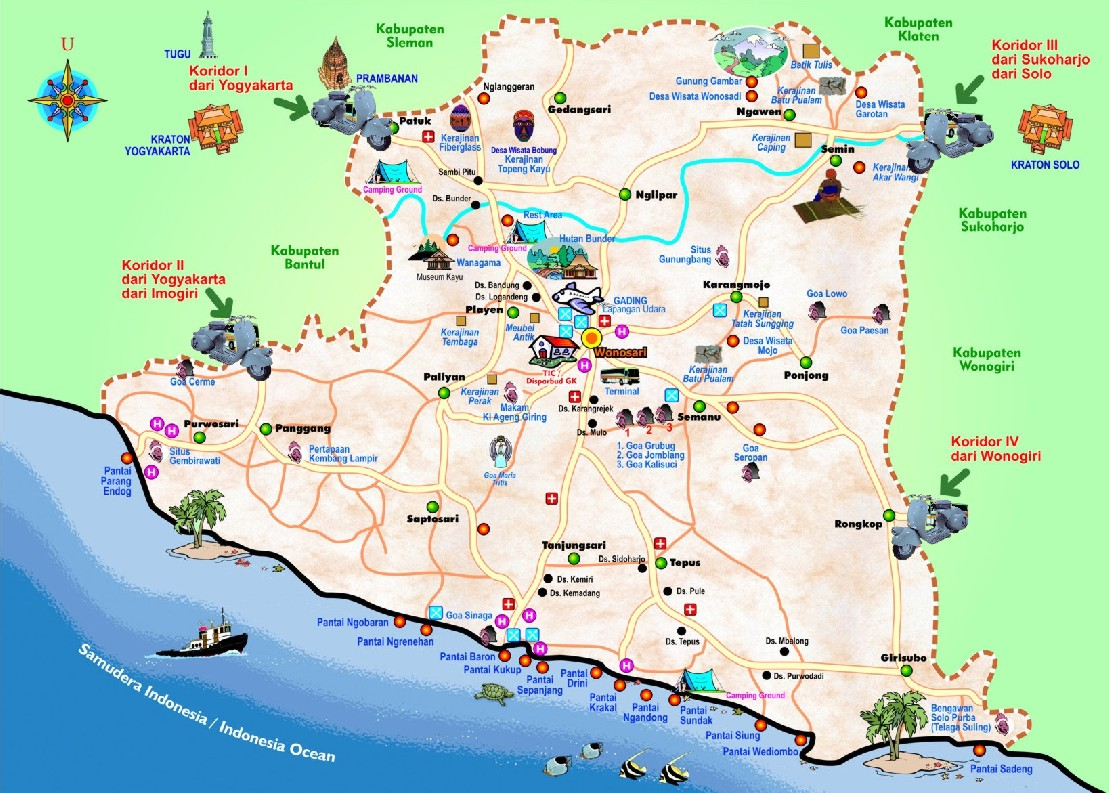 Wisata Kaliurang Yogyakarta Info Tempat Wisata Kuliner | Share The Knownledge